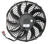 Ventilátor SPAL univerzálna sacia 305mm 10 lopatiek 24V / VA10
