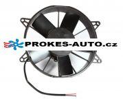Ventilátor univerzálne sacie priemer 255mm 24V 5 lopatiek VA15-BP70