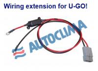 Zapojovacia káble ku klimatizácii U-GO / CUBE