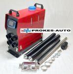 Prenosné kúrenie 230V zdroj 40A / 12V / 5kW Diesel