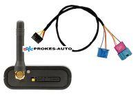 VW T6 - GSM APP ovládanie vodného kúrenia / origninál diaľkové ovládanie