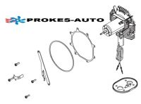 SERVICE KIT AT EVO 40-55 motor / dúchadlo a tesnenie so skrutkami