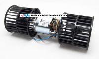 Elektromotor 24V s obežnými kolesami pre kúrenie 443132230020