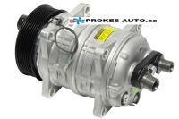 Kompresor TM-15HD / TM-15HS remenica 119 mm - PV8 12V horizontálny
