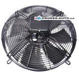Saci ventilátor Ziehl Abegg univerzálny s košom 3 ~ 400V 50Hz