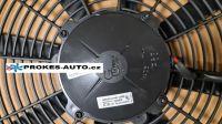 Axiálny ventilátor sacia Ø 385mm 24V GENERAL CAB 90050413 / OE VA18-BP71/LL-86A / VA18-BP70/LL-41A GENERAL CAB ITALY