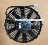 Ventilátor SPAL univerzálna sacia 12V priemer 280mm 10 lopatiek VA09