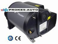 Combi kúrenie voda / vzduch 6kW 10L bojler / Diesel / elektro