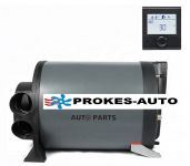 Combi kúrenie voda / vzduch 6kW 10L bojler / Diesel 12V / elektro 220-240V