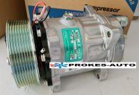 Kompresor Sanden 12V 119mm SD7H15 - 8027 , 7889 OEM 3050050