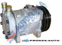 """Kompresor Sanden 12V / 132mm / 2 """"A"""" / SD7H15 - 7825, 7863, 7867, 8024, 8104, 8220, 9120"""