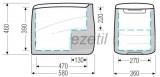 Kompresorová autochladnička EZC 45 12/24 / 230V EZetil 45l